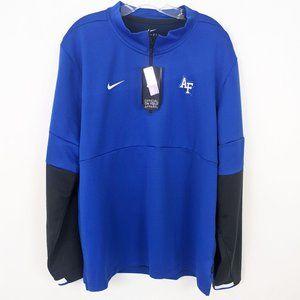 Nike Air Force Academy Quarter Zip Pullover XL